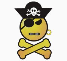 Pirate Emoticon - GRRR by Gravityx9