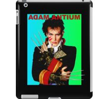 Adam Antium iPad Case/Skin