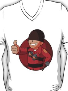 RED Vault Soldier T-Shirt