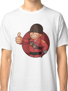 RED Soldier Classic T-Shirt