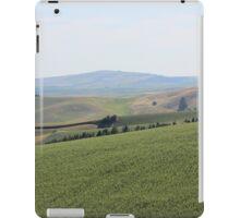 Palouse landscape 1 iPad Case/Skin
