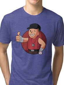 RED Scout Tri-blend T-Shirt