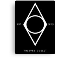 Thieves  Canvas Print