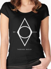 Thieves  Women's Fitted Scoop T-Shirt