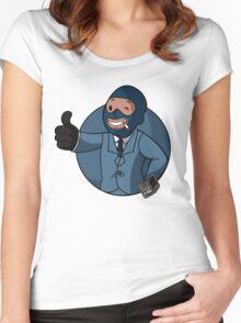 BLU Spy Women's Fitted Scoop T-Shirt