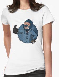 BLU Spy Womens Fitted T-Shirt