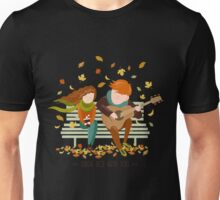 By your side, grow old with you Unisex T-Shirt