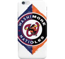 Go Washimore Natioles! iPhone Case/Skin