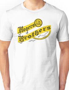 rogers bros monogram Unisex T-Shirt