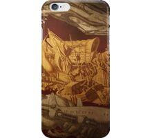 Rockefeller Center Artwork, Rockefeller Center, New York City iPhone Case/Skin
