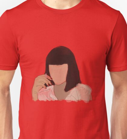 Mia pulp fiction Unisex T-Shirt