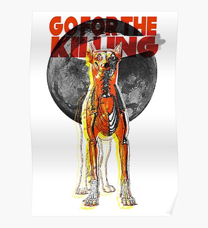 Go For The Killing Poster