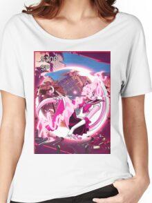 Flamingo Moon Women's Relaxed Fit T-Shirt