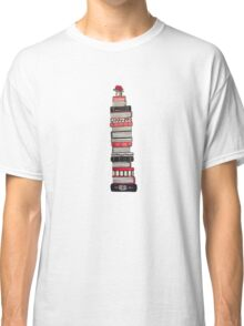 Black Books and Red Roses Classic T-Shirt
