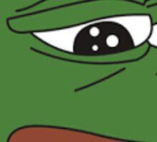 Classic Pepe Sticker