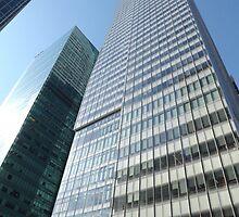 Bank of America Tower, Bryant Park, New York City by lenspiro