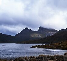 Cradle Mountain & Dove Lake, October 2014 by Odille Esmonde-Morgan