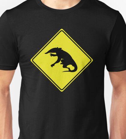 Caution - Gremlin Crossing Unisex T-Shirt