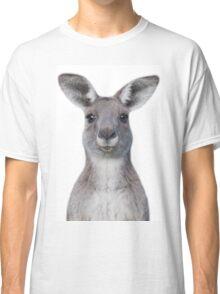 Cute baby kangaroo Classic T-Shirt