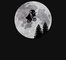 Xenomorph ET Moon Ride Unisex T-Shirt