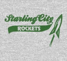 Starling City Rockets Kids Clothes