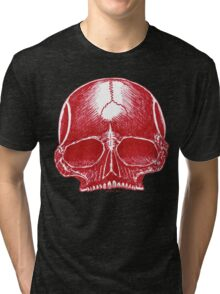 Red Skull Tri-blend T-Shirt