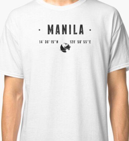 Manila Classic T-Shirt