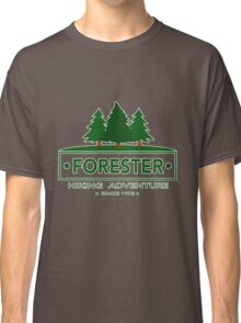 Forester - Hiking and Exploring Classic T-Shirt