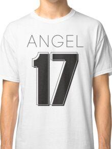 Angel Victoria 17 Text Typography Classic T-Shirt