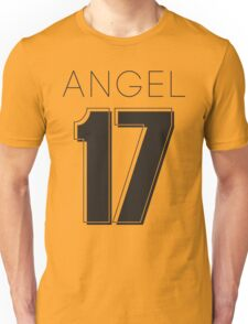 Angel Victoria 17 Text Typography Unisex T-Shirt
