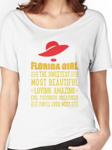 Florida Girl Women's Relaxed Fit T-Shirt