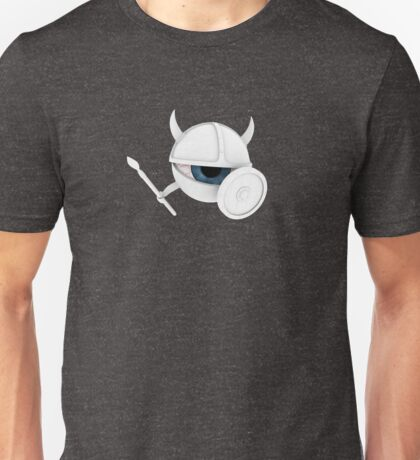 white vEYEking 3 Unisex T-Shirt