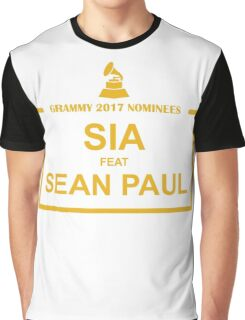 sia feat sean paul Graphic T-Shirt