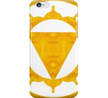 Energy Center Abstract Chakra Artwork iPhone Case/Skin
