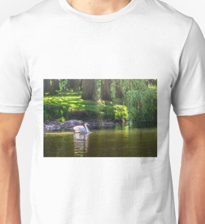 In the old park Unisex T-Shirt