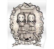 grady twins Poster