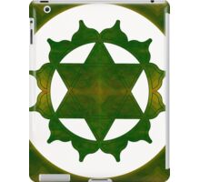 Ultimate Tranquility Abstract Chakra Art  iPad Case/Skin