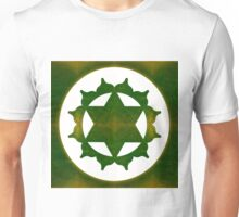 Ultimate Tranquility Abstract Chakra Art  Unisex T-Shirt