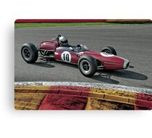 1963 Brabham BT7A Canvas Print