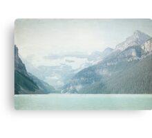 Lake Louise Calm - Alberta, Canada Metal Print