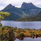 Dove Lake - Cradle Mountain by Lexa Harpell