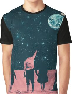 Once Upon A Time on Mars or Children of Mars Graphic T-Shirt