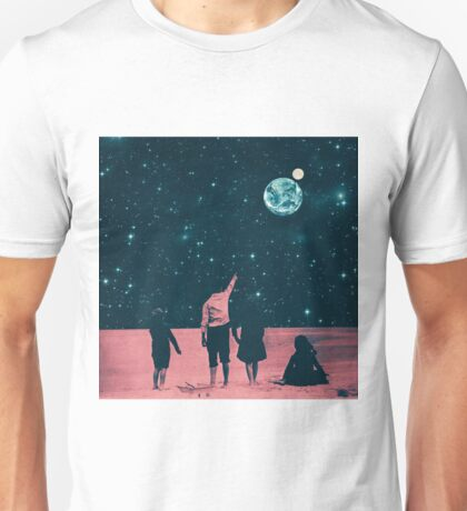 Once Upon A Time on Mars or Children of Mars Unisex T-Shirt