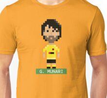 Pixel Hornets: G Munari Unisex T-Shirt