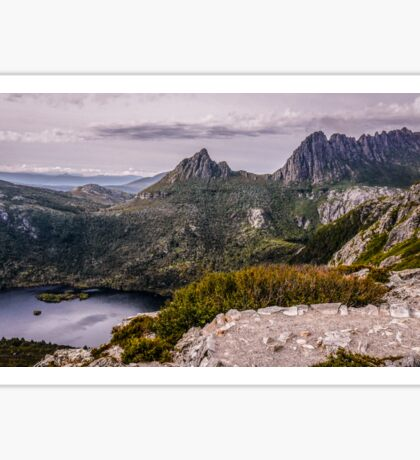 Marions Lookout  - Cradle Mountain Sticker