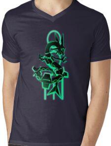 Rayquaza Mens V-Neck T-Shirt