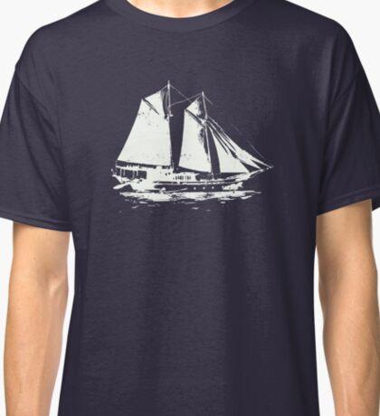 Sail Boat Sailing Classic T-Shirt