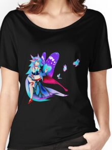 Butterfly Royalty Women's Relaxed Fit T-Shirt