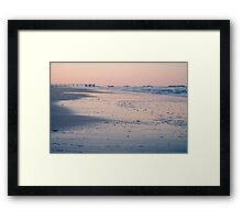 The Sweat of Earth Framed Print