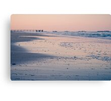 The Sweat of Earth Canvas Print